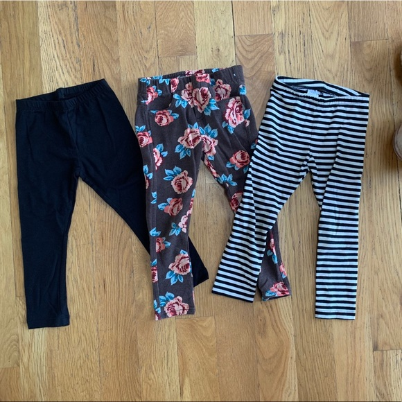 Tucker & Tate + Old Navy + Circo Girls Pant Lot